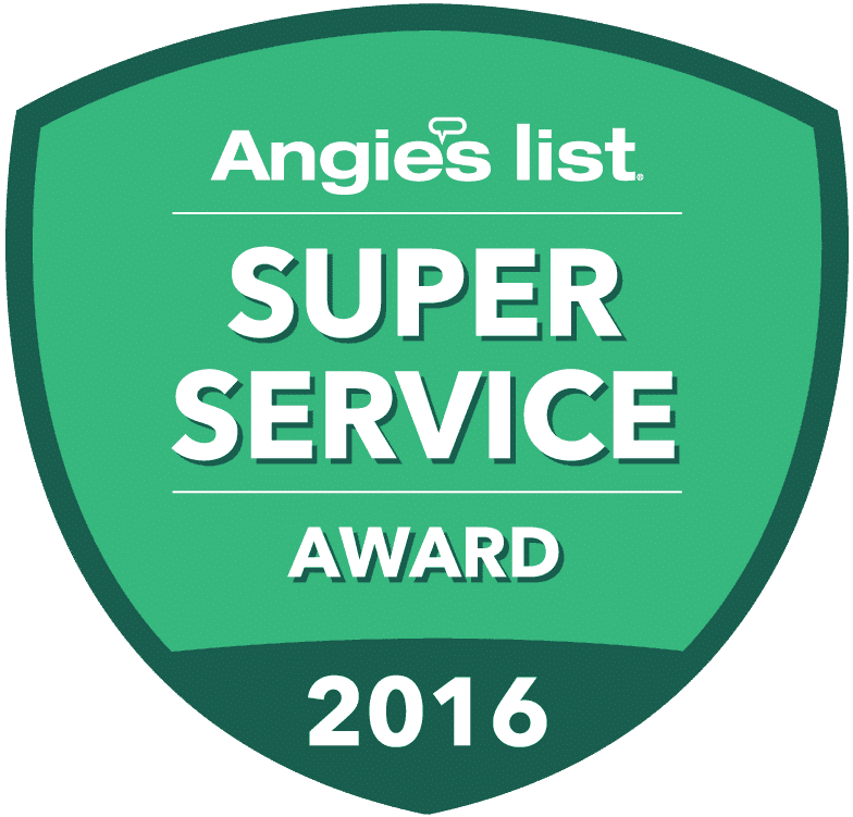 Open Sky Energy Earns Esteemed 2016 Angie's List Super Service Award