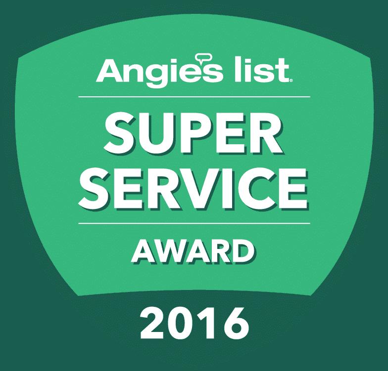 Open Sky Energy Earns Esteemed 2016 Angie's List Super Service Award