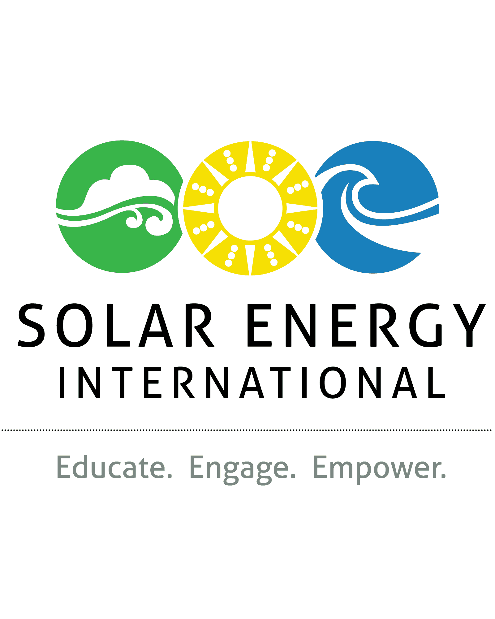 Open Sky Energy is SEI (Solar Energy International) certified.